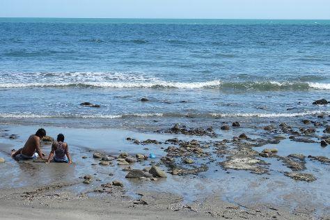 El Palmar Beach, San Carlos, Panama