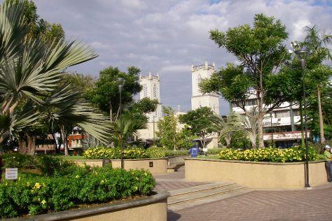 Parque Cervantes, David, Panama