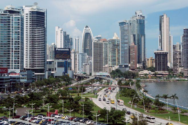 Avenida Balboa, Panama City, Panama