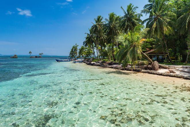 Isla Zapatillas, Bocas del Toro Province, Panama