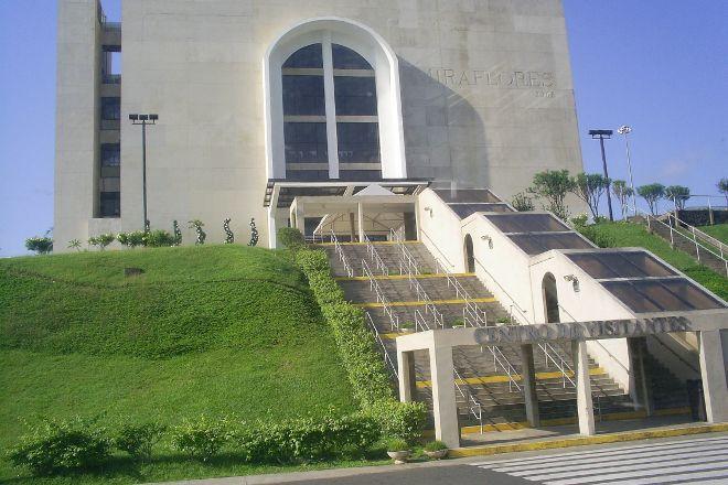 Miraflores Visitor Center, Panama City, Panama