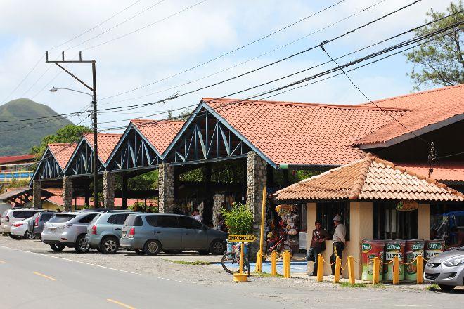 Sunday Market, El Valle de Anton, Panama