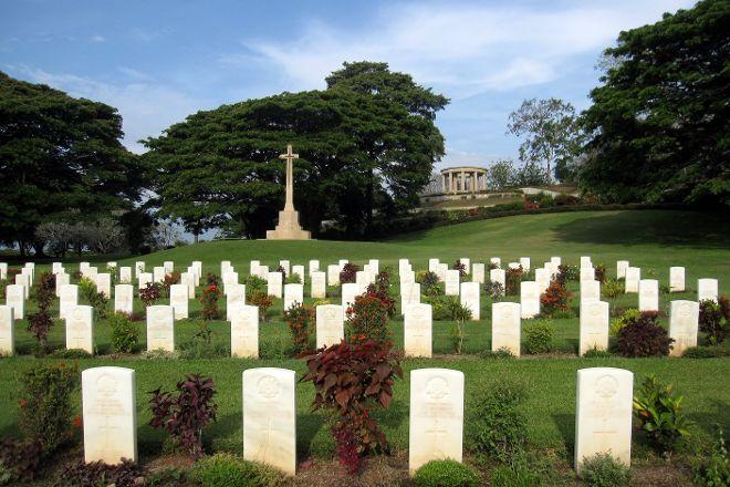 Bomana War Cemetery, Port Moresby, Papua New Guinea