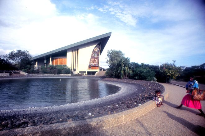 National Parliament House, Port Moresby, Papua New Guinea