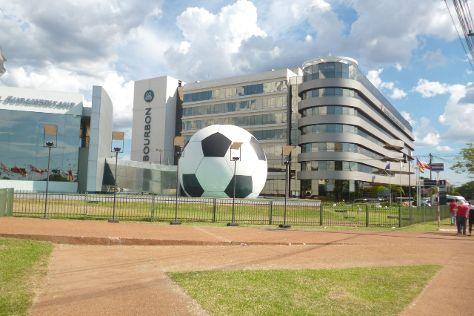 Museo Del Futbol Sudamericano, Luque, Paraguay