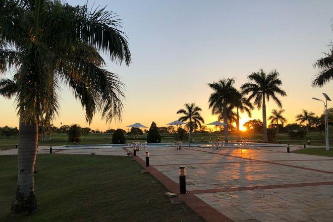 Carlos Franco Country & Golf Club, Arroyos y Esteros, Paraguay