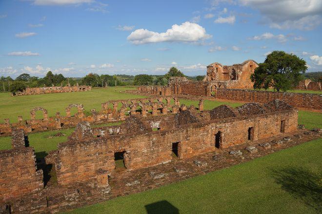 La Santisima Trinidad De Parana, Trinidad, Paraguay