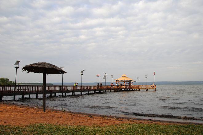 Playa De Aregua, Aregua, Paraguay