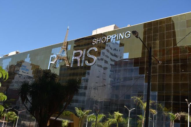 Shopping Paris, Ciudad Del Este, Paraguay