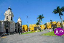 Free Walking City Tour Lima