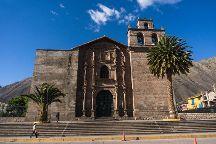 Iglesia de Urubamba, Urubamba, Peru