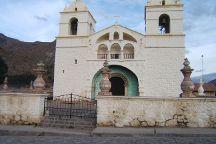 Iglesia Santa Ana, Maca, Peru