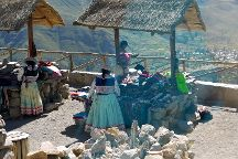 Mirador de Wayra Punku, Pinchollo, Peru