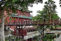 Plazuela Chabuca Granda, Lima, Peru