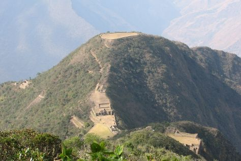Choquequirao Archeological Park, Sacred Valley, Peru