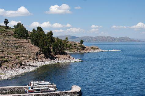Lake Titicaca, Puno Region, Peru