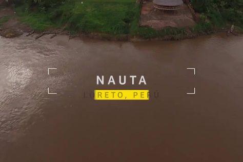 Mirador de Nauta, Nauta, Peru