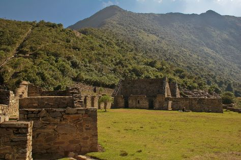 Ruinas de Choquequirao, Cachora, Peru
