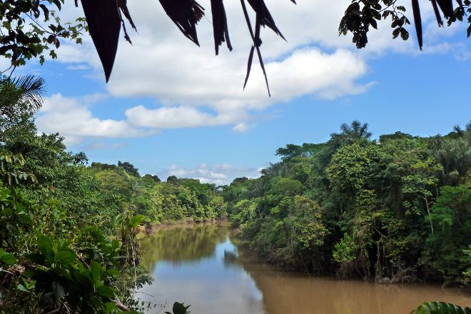 Amazon River, Iquitos, Peru
