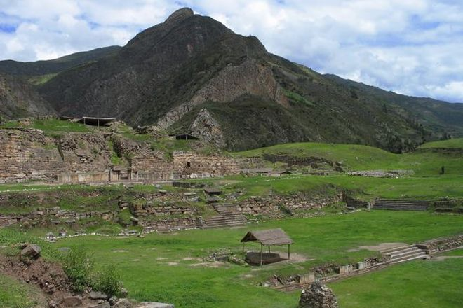 Archaeological Site of Chavin, Chavin de Huantar, Peru