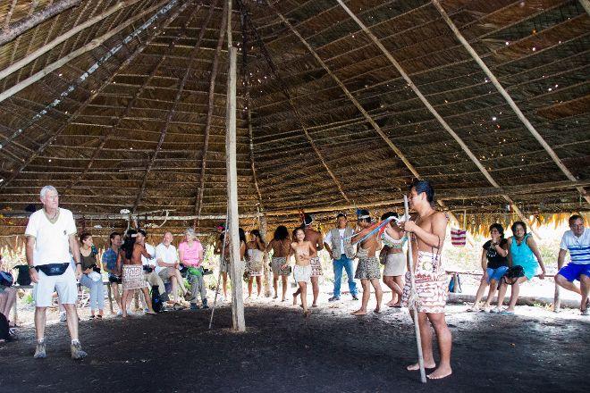 Bora Indians, Iquitos, Peru