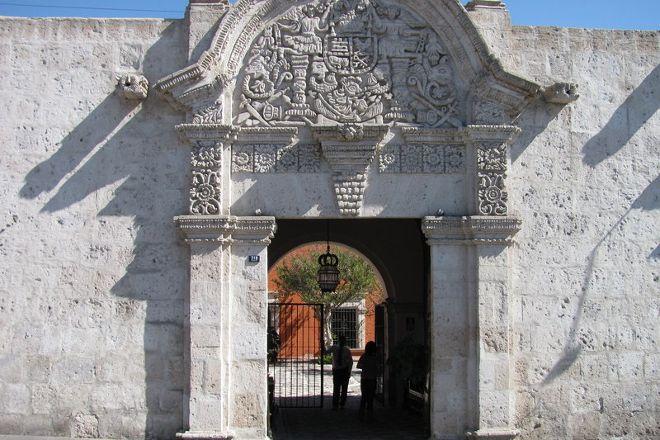 Casa del Moral, Arequipa, Peru