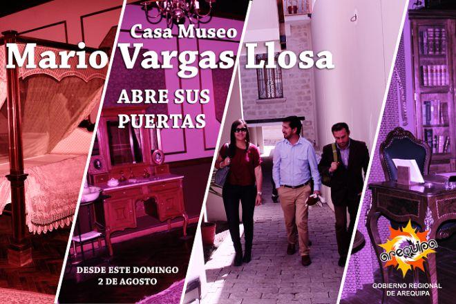 Casa Museo Villalobos, Arequipa, Peru