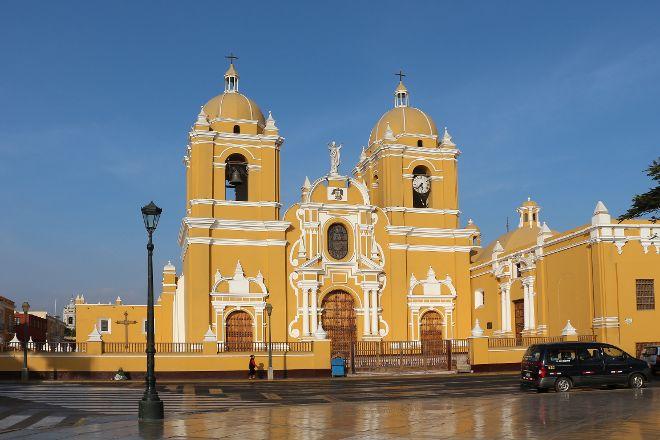 Catedral de Trujillo - Catedral de Santa Maria, Trujillo, Peru