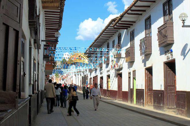 Centro Historico, Chachapoyas, Peru