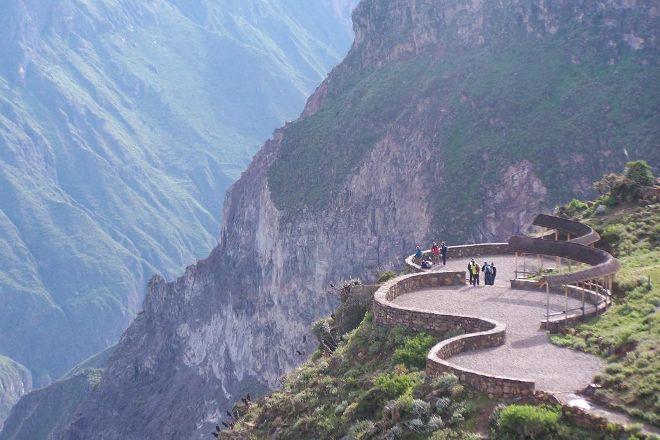 Condor's Cross, Cabanaconde, Peru