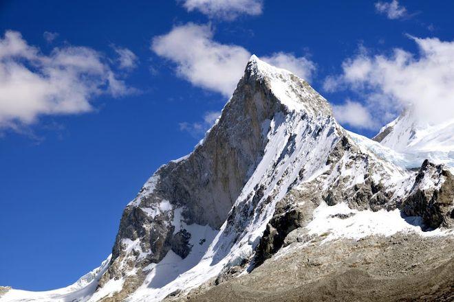 Cordillera Blanca Summit, Huascaran National Park, Peru