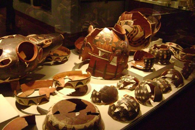 Didactic Museum Antonini (Museo Antonini), Nazca, Peru