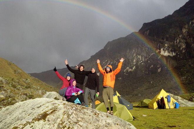 Eco Ice Peru, Huaraz, Peru