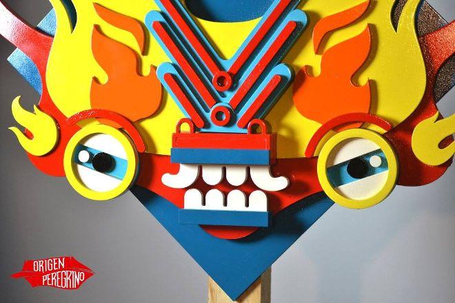 Galeria Indigo, Lima, Peru