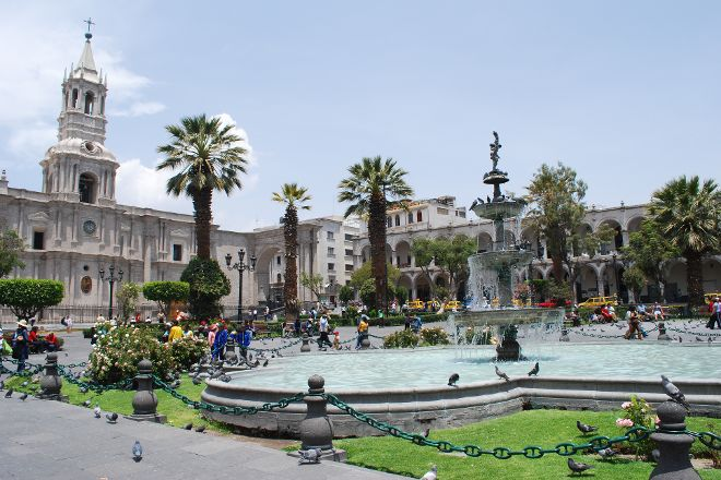 Historic Centre of Arequipa, Arequipa, Peru