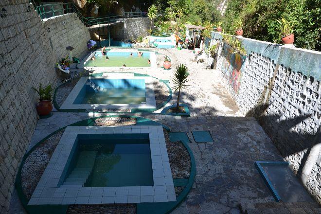 Hot Springs (Aguas Calientes), Aguas Calientes, Peru