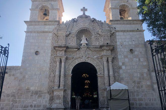 Iglesia de San Miguel Arcangel, Arequipa, Peru