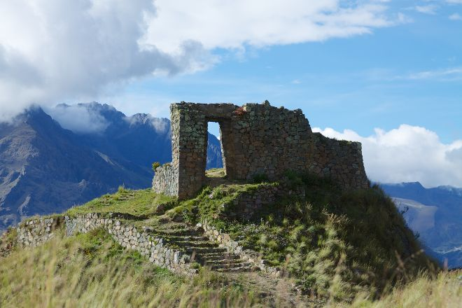 Intipuncu, Machu Picchu, Peru