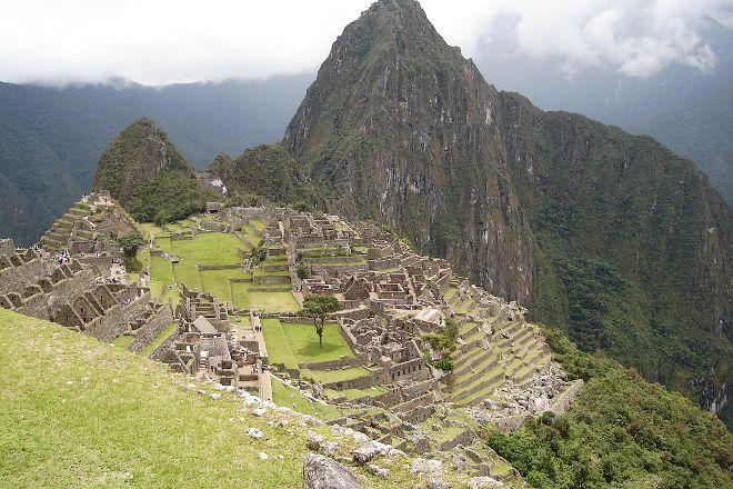 Jardin Botanico en Machu Pichu, Machu Picchu, Peru