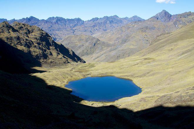 Lares Trek, Sacred Valley, Peru