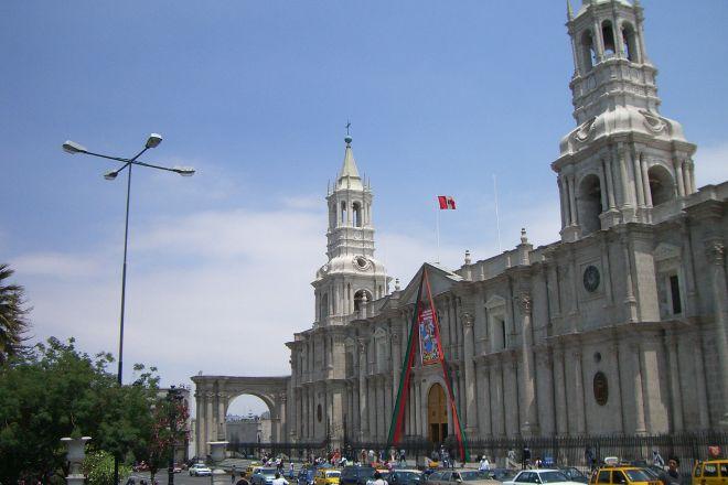 Museo de la Catedral de Arequipa, Arequipa, Peru
