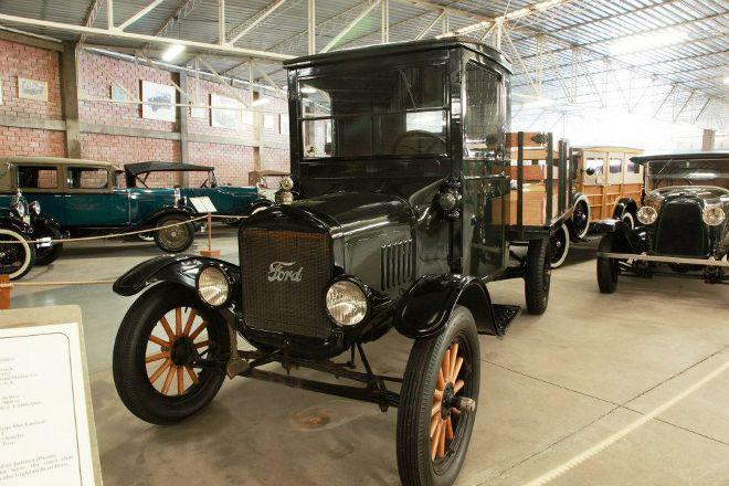 Museo del Automovil Coleccion Nicolin, Lima, Peru