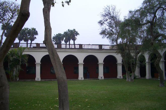 Museo Nacional de Arqueologia, Antropologia e Historia del Peru, Lima, Peru
