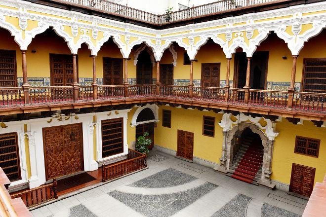 Palacio de Torre Tagle, Lima, Peru