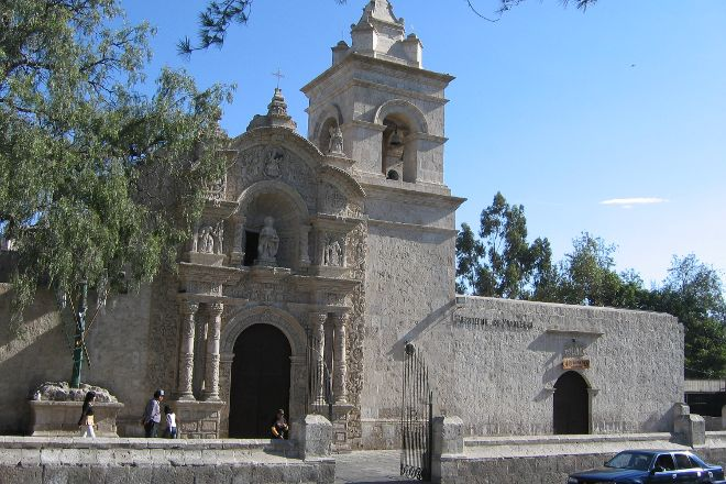 Iglesia de Yanahuara ( San Juan Bautista), Arequipa, Peru