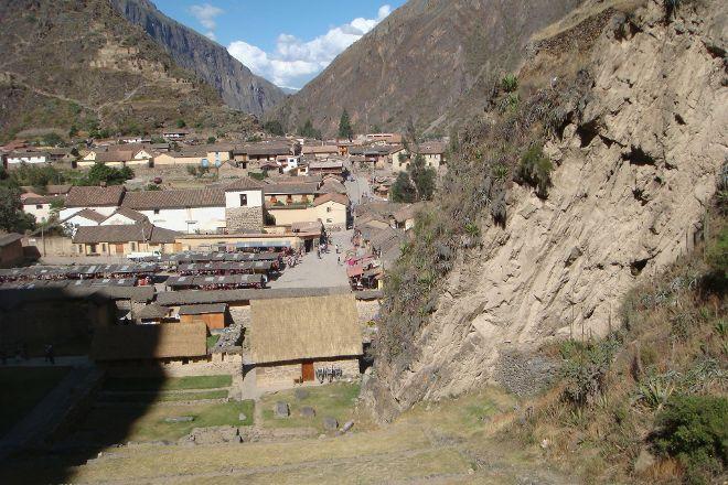 Patacancha Valley, Ollantaytambo, Peru