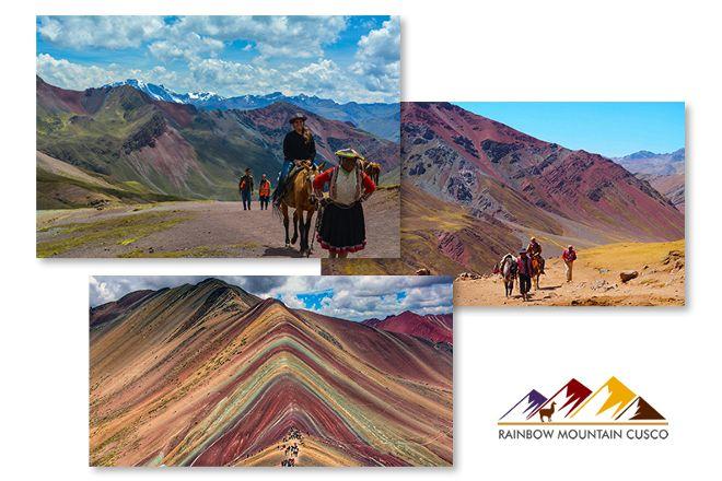 Rainbow Mountain Cusco, Cusco, Peru