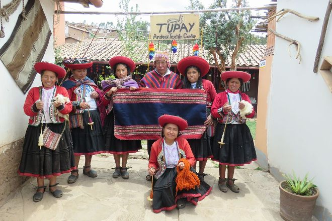 Tupay Textiles, Chinchero, Peru