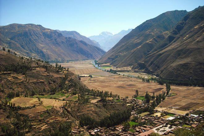 Urubamba Weavers' Route, Sacred Valley, Peru