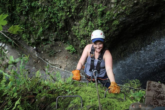 Vertikal Zipline, Santa Teresa, Peru